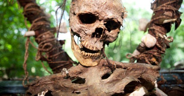 10 Horrifying Archaeological Discoveries Of Human Sacrifice