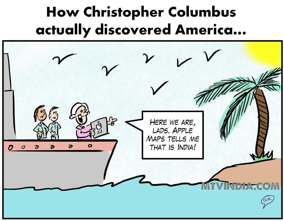 How Christopher Columbus actually discovered America