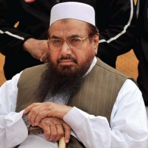 New $10mn U.S. bounty set for wanted terrorist, Hafiz Saeed