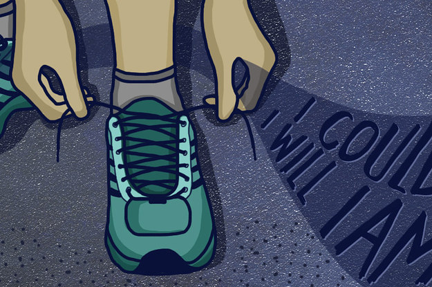 How Running Helped Me Explain My Transition To Myself