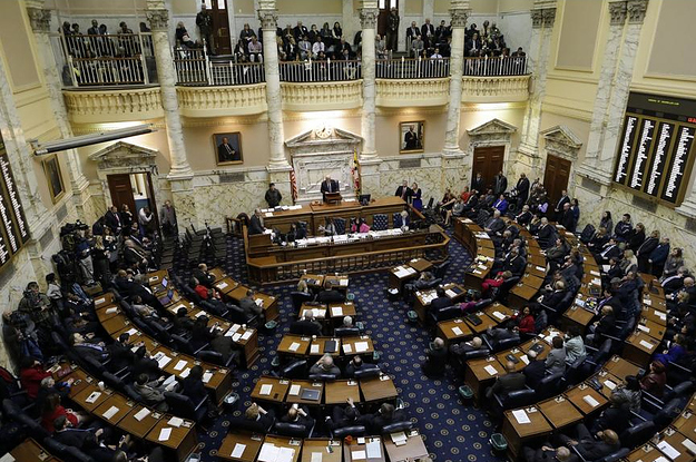 Maryland Passes Transgender Rights Bill, Governor To Sign Into Law