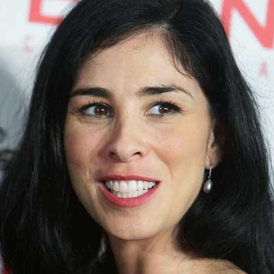 Airline to follow up Sarah Silverman's report of 'sick' flight attendant