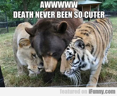 Awwww Death Never Been So Cuter...