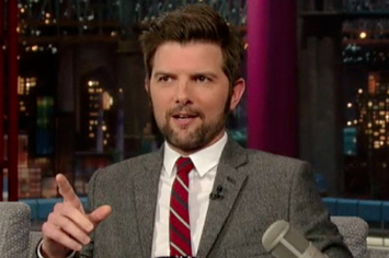 Adam Scott And Nick Offerman Are Down To Party In Your Dorm Room