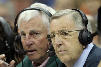 Brent Musburger Is Still A Horny Old Man