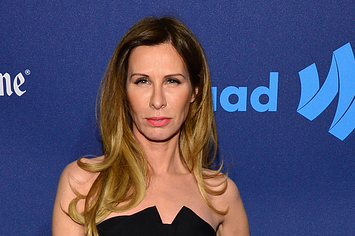 Carole Radziwill At The GLAAD Media Awards