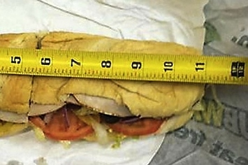Subway's Amazingly Stupid Response To Footlong Controversy