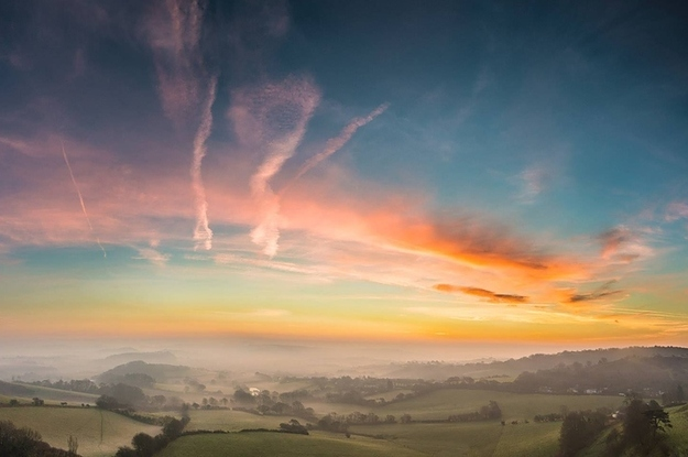 10 Gorgeous Photos Of Sunlit Landscapes That Will Make You Sigh