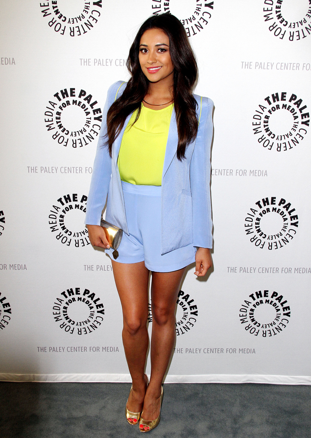 Shay Mitchell At The Paley Center