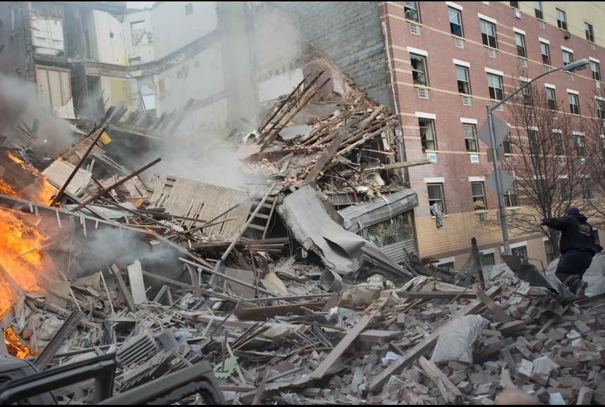 At Least 8 Killed, Dozens Injured In New York Building Explosion