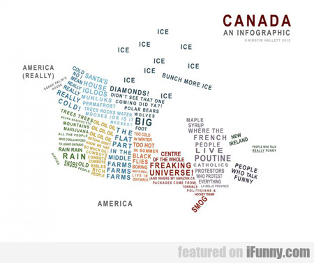 Canada: An Infographic...