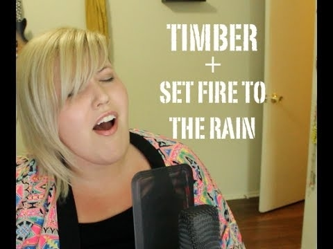 "This ""Timber"" And Adele Remix Is What Your Soul Has Been Waiting For"