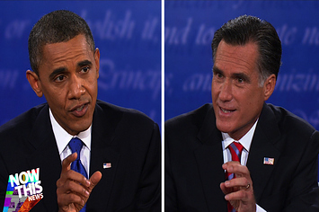 Watch The Entire Debate In 172 Seconds