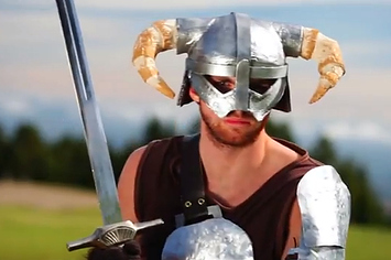 Community Post: Skyrim In Real Life