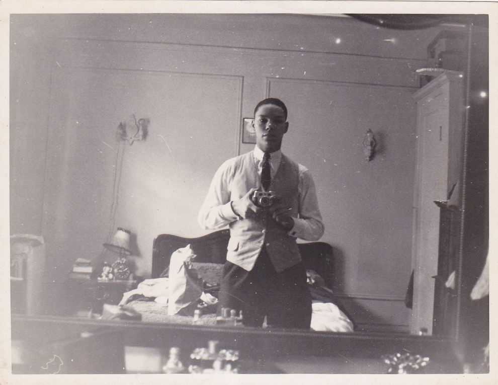 Colin Powell's Wins Throwback Thursday With An Awesome 60-Year-Old Selfie