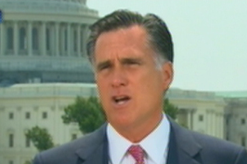 Romney Agrees With SCOTUS Dissent On ObamaCare