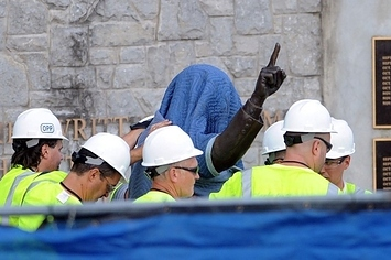 "Obama: Removing Paterno Statue ""The Right Decision"""