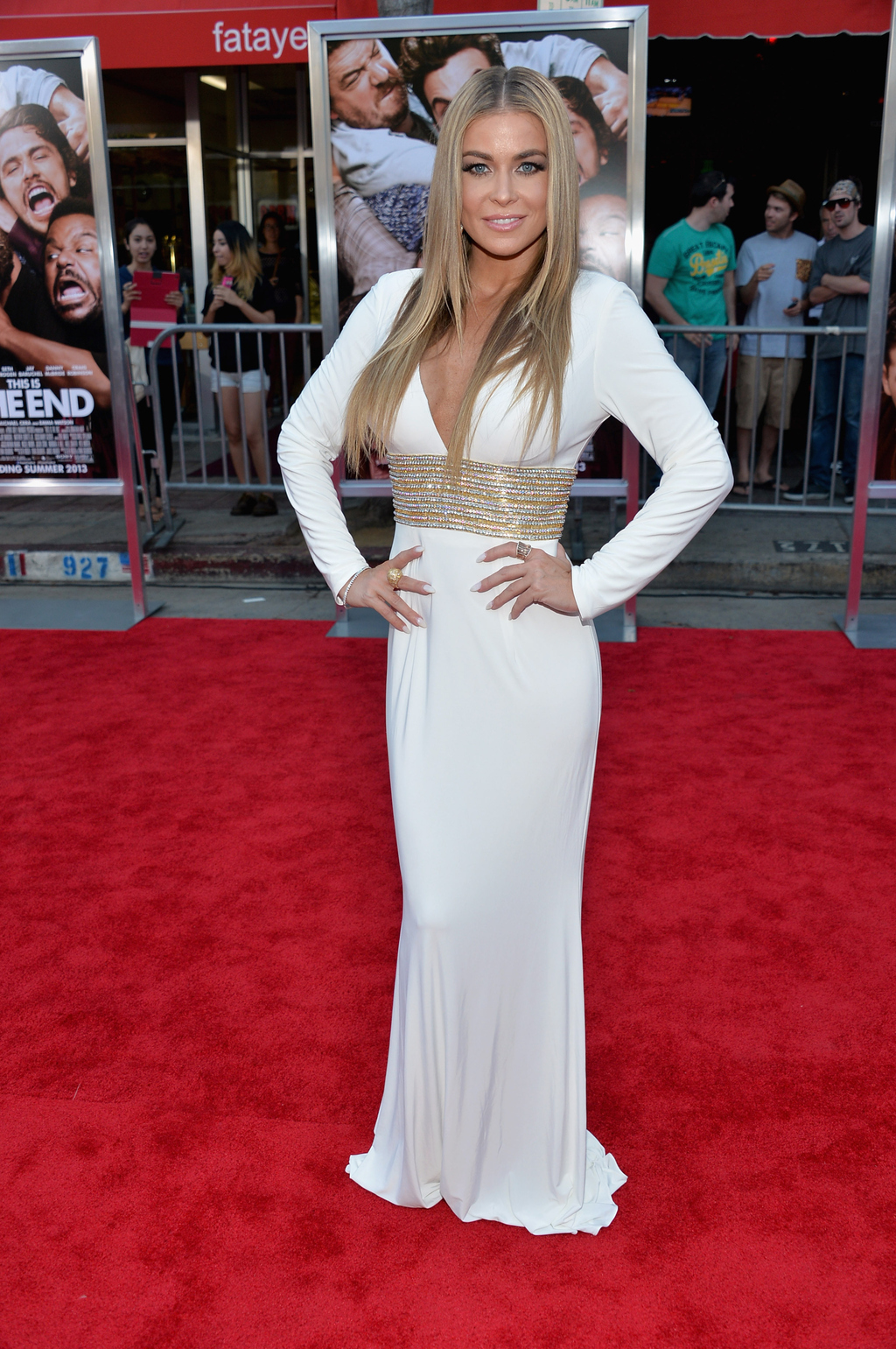 "Carmen Electra At The ""This Is The End"" Premiere"