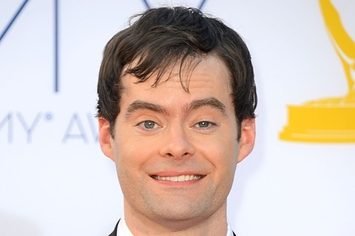 Bill Hader Discusses Stefon