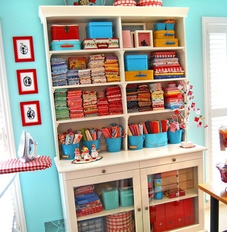 Community Post: 23 Craft Studios You'll Be Totally Jealous Of