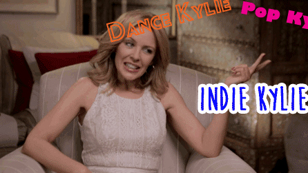 """""""Glitter Follows Me"""": The Sparkling Return Of Kylie Minogue"""