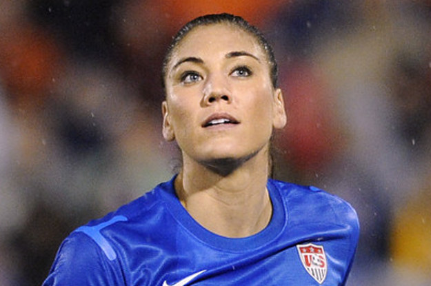 Soccer Star Hope Solo Pleads Not Guilty In Domestic Violence Case, Released From Jail