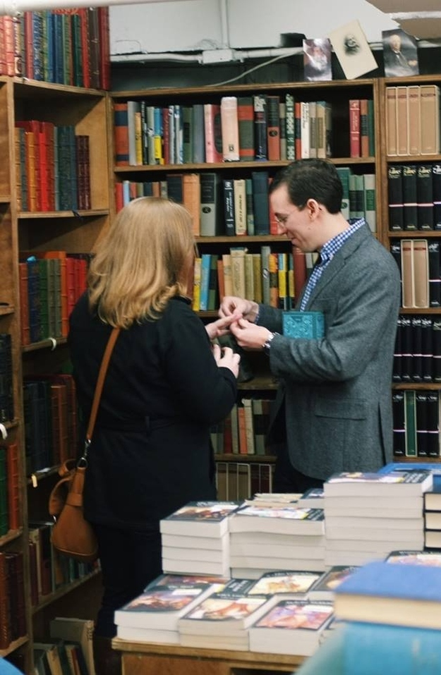 The 86-Year-Old Strand Bookstore Just Proved That Bookstores Are Not Dead