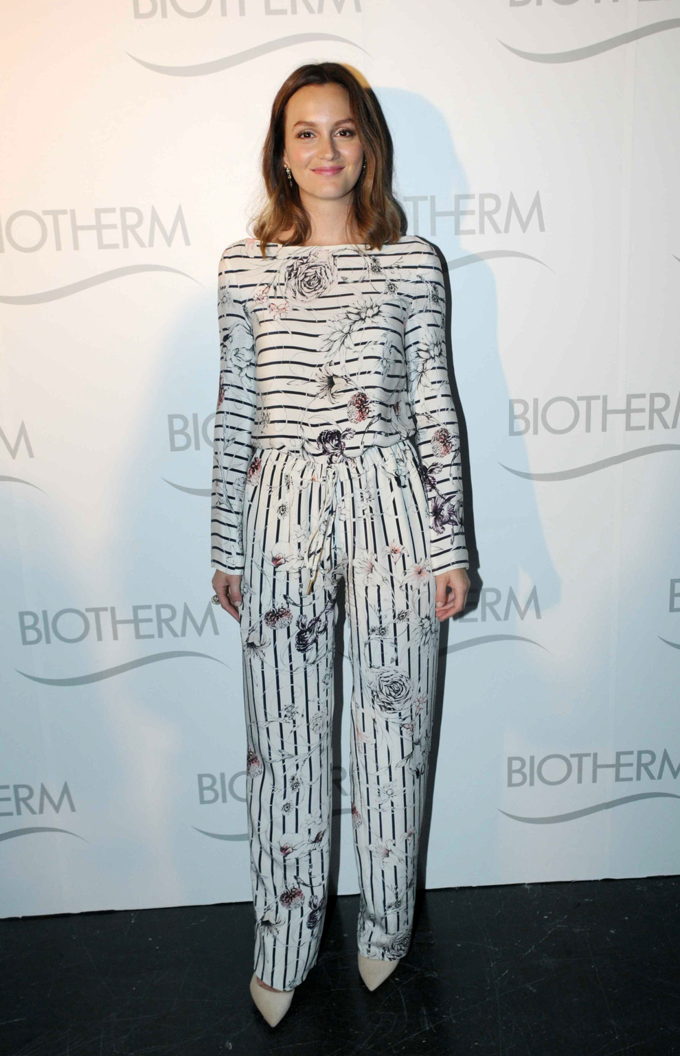 Leighton Meester At A Biotherm Event In Shanghai, China