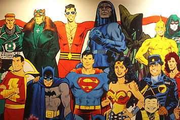Community Post: Working At DC Comics Looks Like A Dream Job