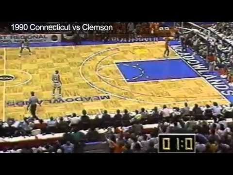 Community Post: 10 Great College Basketball Game Winners And Buzzer Beaters