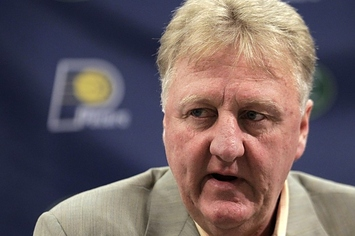 Larry Bird On Whether The 2012 US Olympic Basketball Team Could Beat The Dream Team