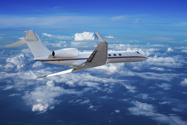 Corporate Jets Are Just Like The U.S. Economy: It's All Good For The Rich