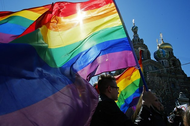 This Shadowy Group Is Targeting Russian Teachers Who Support LGBT Rights