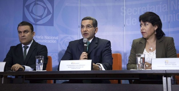 Ecuador Defends Domestic Surveillance