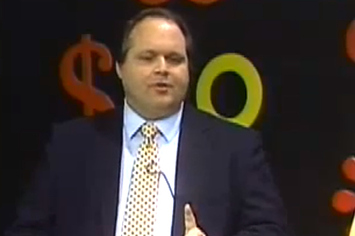 Rush Limbaugh in 1988: I Was Called An Anti-Semite For Saying Jewish Lobby