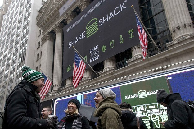Shake Shack Is Now A $1.7 Billion Company