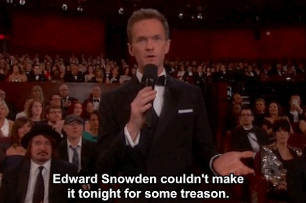 15 Great Neil Patrick Harris Moments At The Oscars