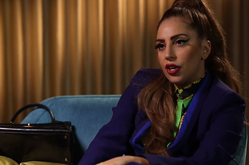 Exclusive: Lady Gaga Cuts Video For Marriage Equality Vote