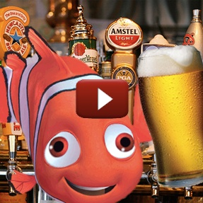 Next Time Nemo Goes Missing, Just Assume He's Getting Drunk At A Factory
