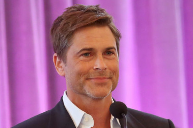 Rob Lowe Laments The Struggles Of Pretty People
