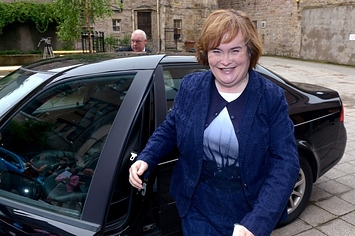 Susan Boyle Is Looking And Doing Great, Thank You For Asking