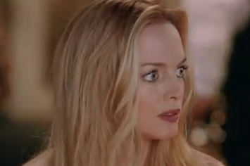 Old Spice Has A New Spokesman—Who Dumps Heather Graham