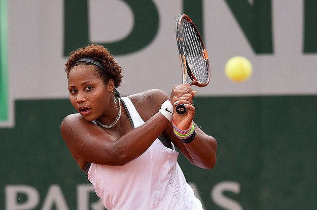 Taylor Townsend Is Your New Tennis Goddess