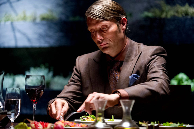 "Food Secrets Of NBC's ""Hannibal"""