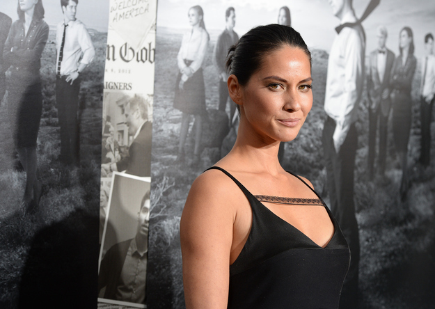 Watch Olivia Munn Fly Off A Swing And Dislocate Her Shoulder