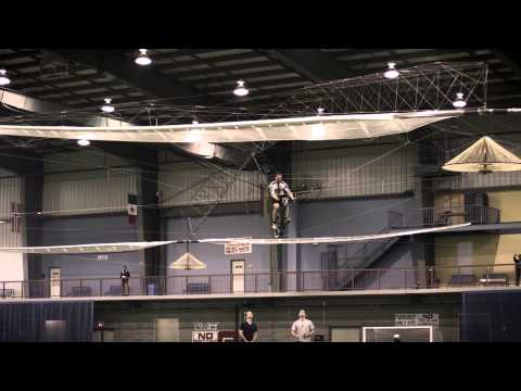 Human-Powered Helicopter Stays Up For 64 Seconds and Wins $250K Sikorsky Prize