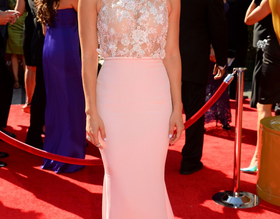 Katharine McPhee At The 2013 Creative Arts Emmy Awards In L.A.