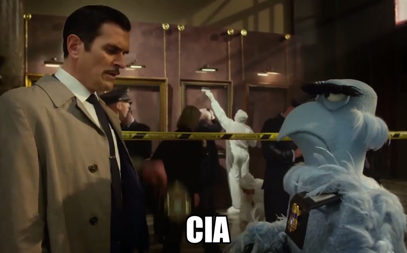 CIA vs Interpol