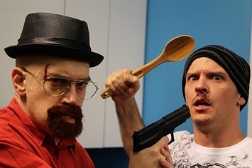 """Community Post: A Very """"Breaking Bad"""" Thanksgiving"""