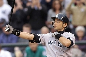 Death Cab's Ben Gibbard Wrote A Song About Ichiro